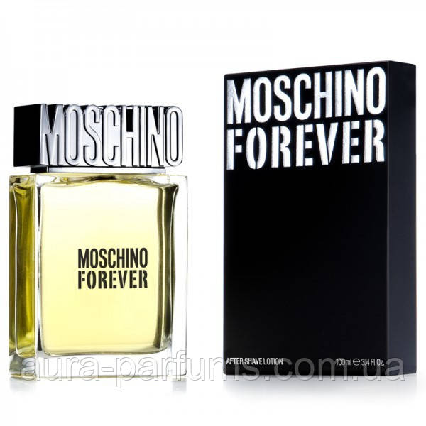 Moschino Forever edt 100 ml. мужской оригинал