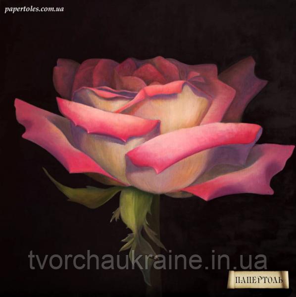 """Набір для створення об'ємної картини з паперу """"Троянда на свіданку"""""""