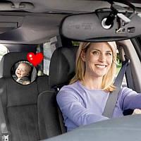 Зеркало Diono Easy View (Дионо Изи Вью) для наблюдения за ребенком в авто, фото 1