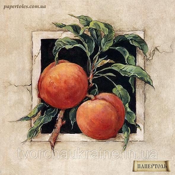 """Набір для створення об'ємної картини з паперу """"Стиглі абрикоси"""""""