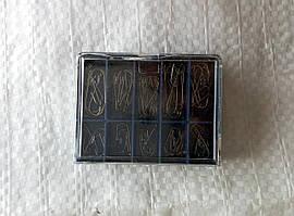 Крючек набор 10 размеров
