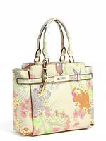 Итальянская сумка женская с цветочным принтом Z-1098347