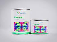 Acmelight Fluorescent paint for Textile краска для печати на текстиле, 0,5 л