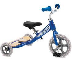 """Трехколесный детский велосипед Giant Lil 10"""" синий (GT)"""