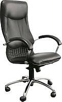 Кресло офисное Ника Р хром