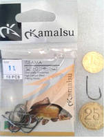 "Крючки ""Kamalsu"" №12, фото 1"