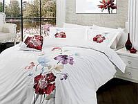 Комплект постельного белья vip сатин first choice евро размер yasenia