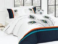 Комплект постельного белья vip сатин first choice евро размер karlis