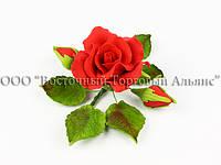 "Букет ""Роза оформленная красная"" ∅120"