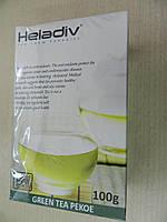 Чай HELADIV зеленый 100 гр