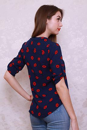 Очень модная и стильная рубашка из штапеля., фото 2