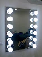Зеркало для гримерных под заказ!