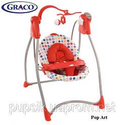 Кресло-качалка Graco Loving Hug с подключением к электросети