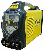 Инверторный аппарат для аргонодуговой сварки TIG-200P KIND
