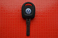 Ключ volkswagen Passat, caddy, transporter, b5 с чипом id48
