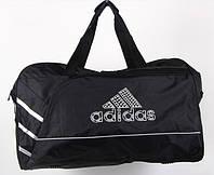 Сумка спортивная Adidas черная 26х33х65х24 8058 /07-31