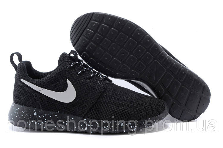Мужские кроссовки Nike Roshe Run OREO