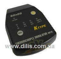Калибратор для термопары К-типа - Ezodo 601K, калібратор для термопари К-типу Ezodo 601K
