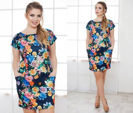 Платье женское с карманами, фото 2