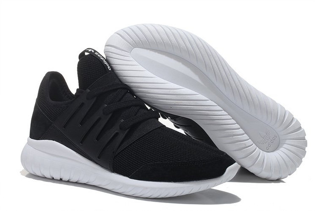 Кроссовки Adidas Tubular Runner Radial Black Оригинал
