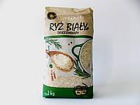 Рис белый длиннозернистый Supreme 1кг (Польша), фото 1