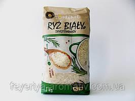 Рис белый длиннозернистый Supreme 1кг (Польша)