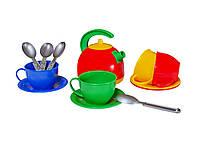 Игрушка посуда Маринка 4 ТехноК 0878