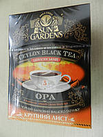 Чай черный SUN GARDENS крупный лист