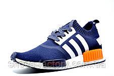 Кроссовки мужские в стиле Adidas NMD Runner Primeknit, фото 2