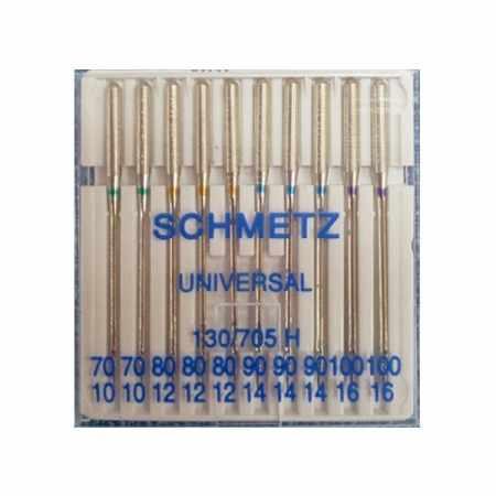 Иглы Schmetz универсальные №70-100