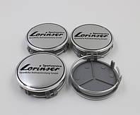 Заглушки колпачки литых дисков Mercedes Lorinser