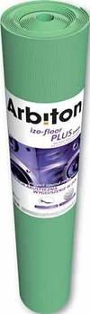 Подложка Arbiton Izo Floor Plus 2 мм (рифленая) - XPS Plus 2 мм