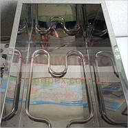Баня водяная лабораторная БВ-30-6 (30 л, 99 пробирок, 6 мест), фото 4