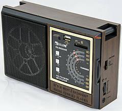 Радиоприемник GOLON RX-9922UAR, FM. MP3, SD, USB