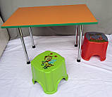 Стол пластиковый детский  , фото 3