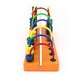 Дерев'яна іграшка МДИ Арифметичний рахунок (Д013), фото 2