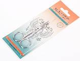 Маникюрные ножницы для обрезания ногтей МАСТЕР (Россия) C V L  743 /0-11, фото 3