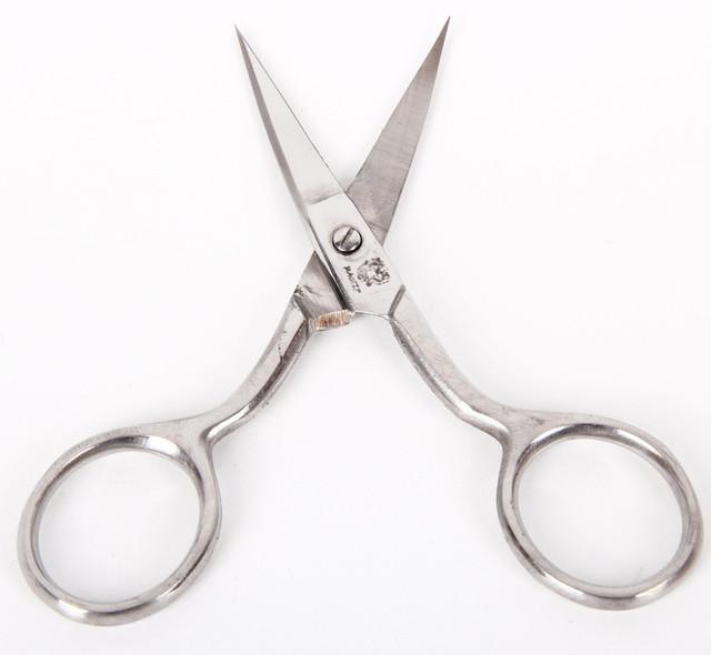Маникюрные ножницы для обрезания ногтей МАСТЕР (Россия) C V L  706 /0-11