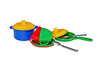 Игрушка посуда Маринка 3 ТехноК 0700