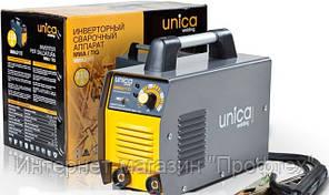 Зварювальний інверторний апарат Unica ММА - 211Ti
