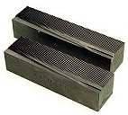 Плашка плоская резьбонакатная (к-кт из 2х штук) М6х1 L125