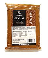 ВЕГА генмаи мисо рисовое, 400 гр Muso