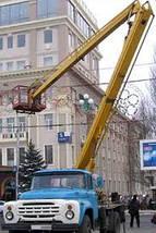Автовышка ВС-22 - аренда, прокат, фото 3