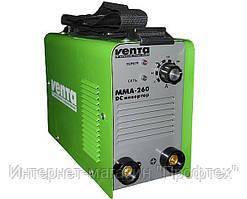 Зварювальний інверторний апарат Venta MMA - 260