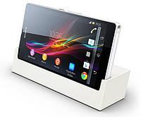 Док-станция Sony DK26 для Sony Xperia Z White, фото 1