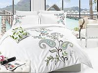 Комплект постельного белья vip сатин first choice евро размер nancy