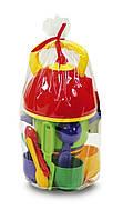 Набор детской посуды 16 предметов Юника