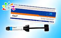 CLIP F,  светоотв. для врем. пломб, шприц 4 гр