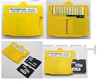 Купить адаптер, переходник OLYMPUS MicroSD to XD