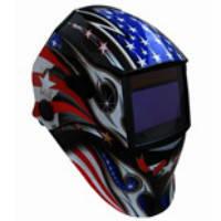 Сварочная маска хамелеон Титан ARTOTIC SUN7 (флаг